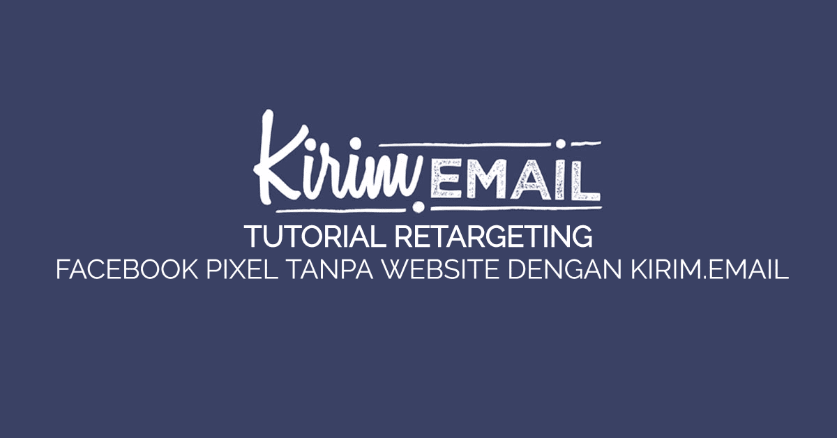 TUTORIAL RETARGETING