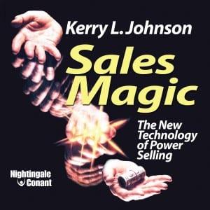 buku sales magic karya kerry l johnson