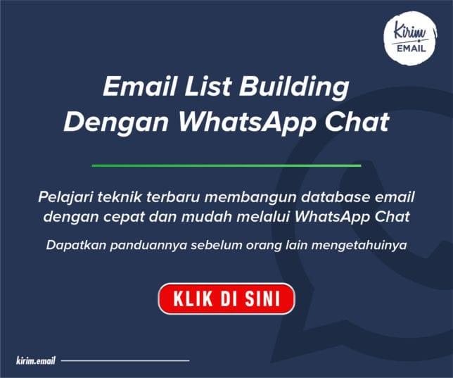 Cara Membuat Link WhatsApp Menuju Chat Langsung Di Email Secara Otomatis - 2