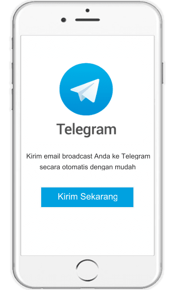 Fitur Integrasi Telegram dan KIRIM.EMAIL - 1