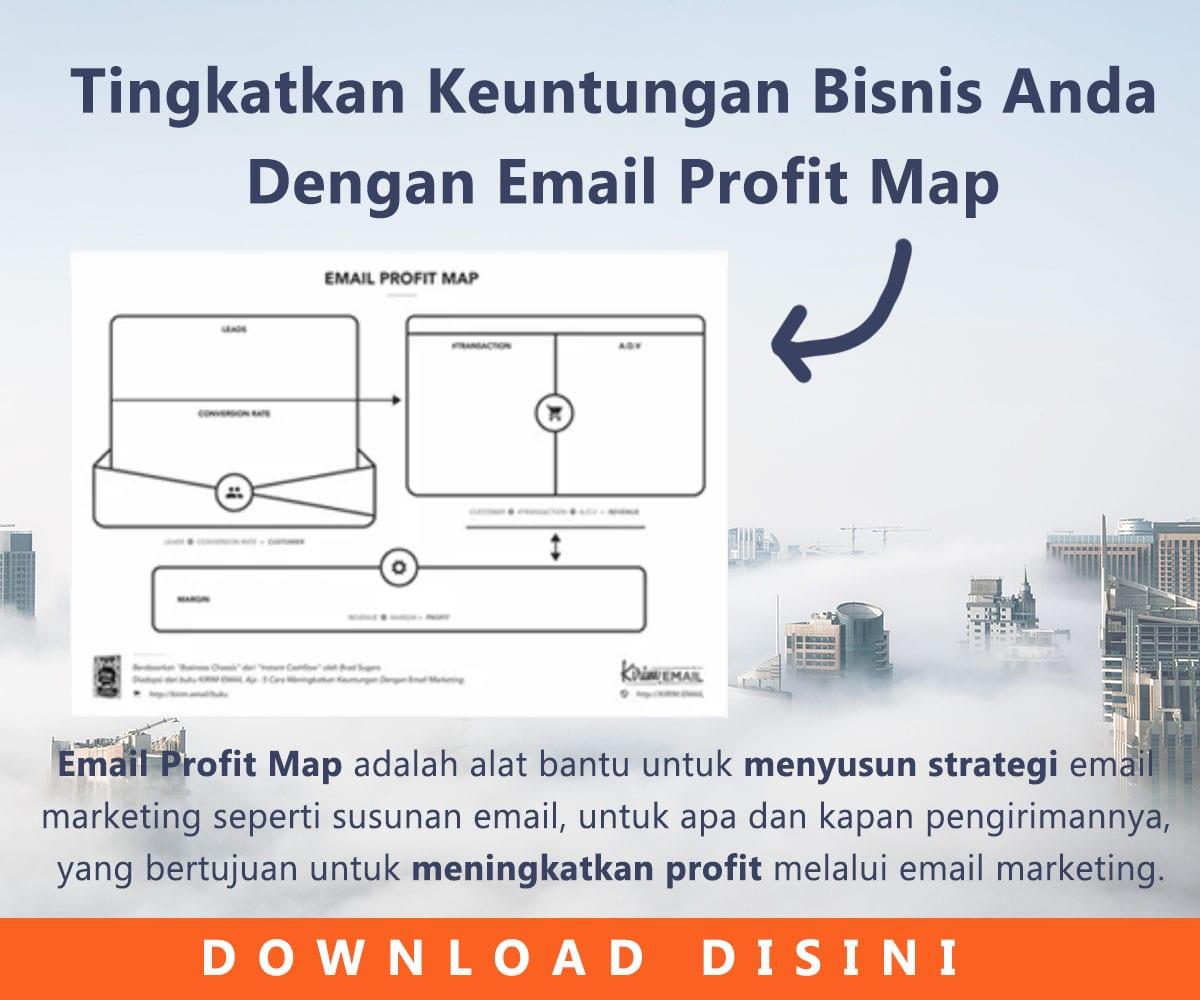 Tingkatkan Keuntungan Bisnis Anda Dengan Email Profit Map