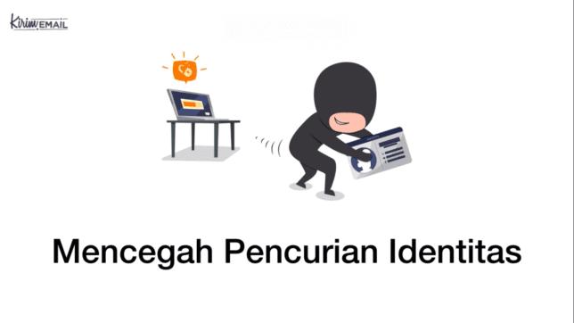 mencegah pencurian identitas