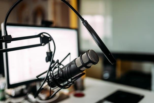 Video Proses Membuat Podcast - 1