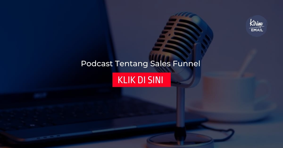 Podcast Tentang Sales Funnel