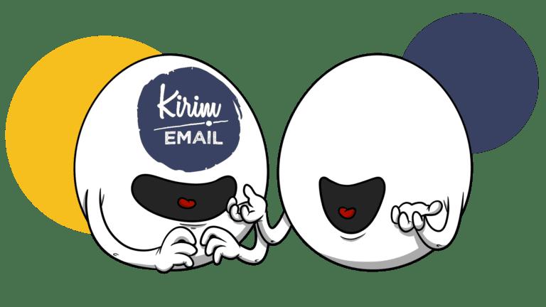 Hati ke Hati - Layanan Email Marketing, Autoresponder, dan Marketing Automation Terbaik Indonesia - KIRIM.EMAIL - 1