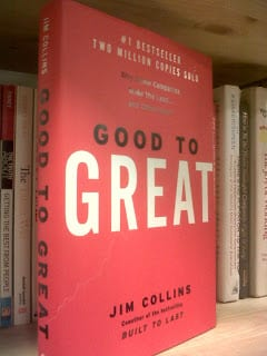 buku scale up good to great