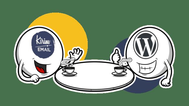 Integrasi WordPress - KIRIM.EMAIL - 1