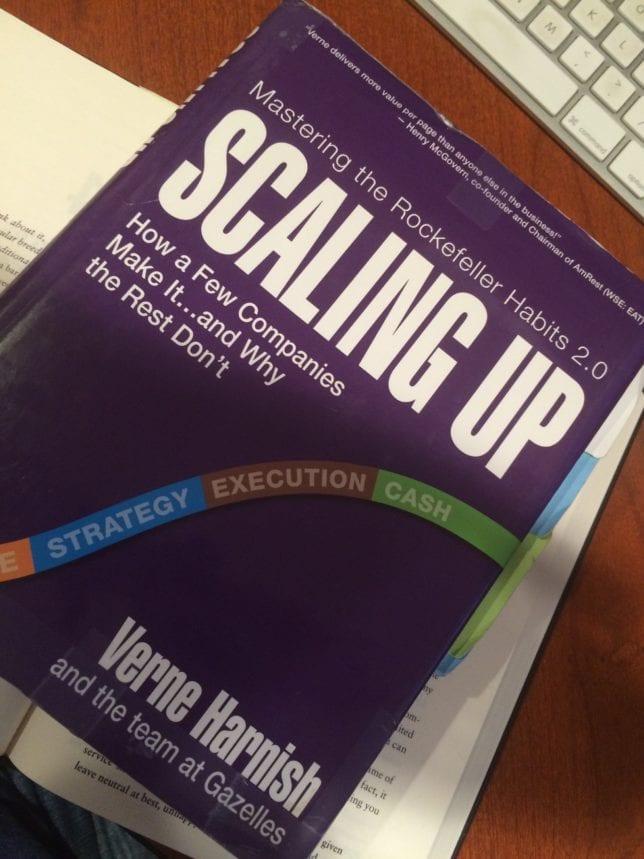 7 Rekomendasi Buku Scale Up Untuk Bisnis Anda - 1