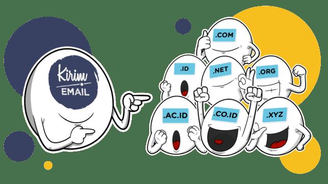 Beli Domain Di KIRIM.EMAIL - 1