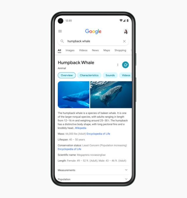 Google Desain Ulang Tampilan Search Results di Smartphone - 1