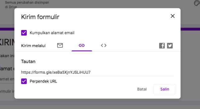 [Studi Kasus] Cara Membuat Kuesioner Di Google Form - 2