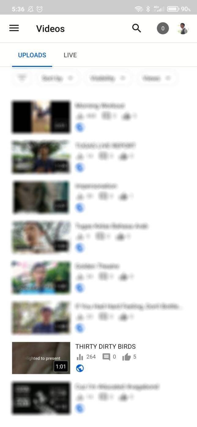 Cara Menonaktifkan dan Mengaktifkan Komentar di YouTube lewat HP dan PC - 12