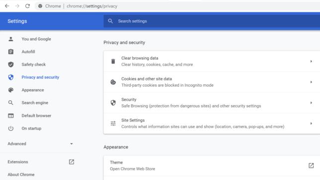 Cara Menghilangkan Spam Iklan di Google Chrome - 7