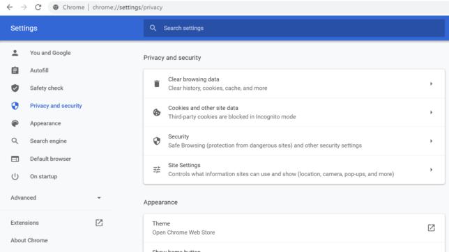 Cara Menghilangkan Spam Iklan di Google Chrome - 3