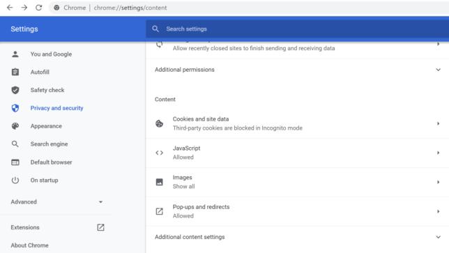 Cara Menghilangkan Spam Iklan di Google Chrome - 4