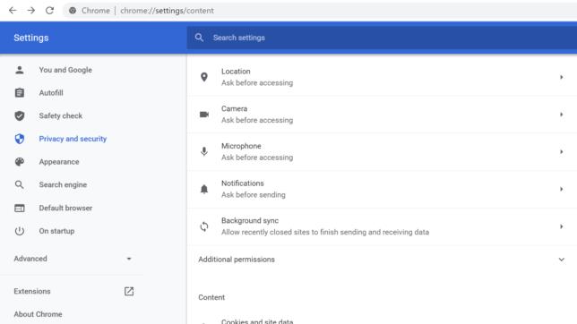 Cara Menghilangkan Spam Iklan di Google Chrome - 8