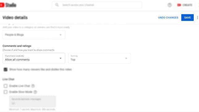 Cara Menonaktifkan dan Mengaktifkan Komentar di YouTube lewat HP dan PC - 11