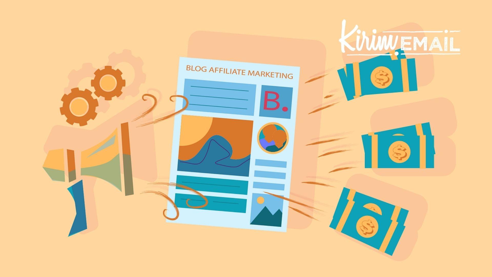 cara memulai affiliate marketing